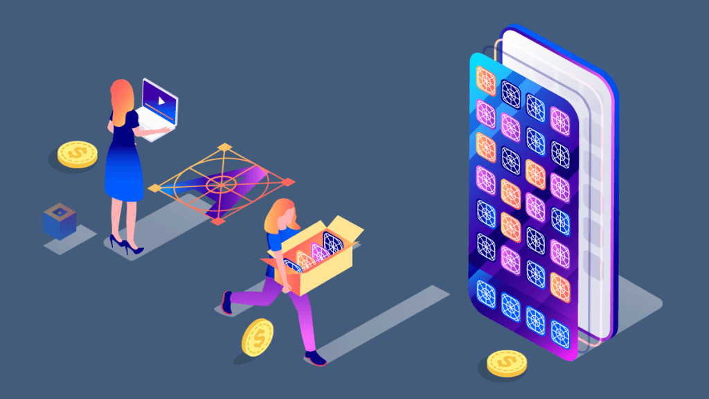 Build your first app as an MVP and understand what works for your user