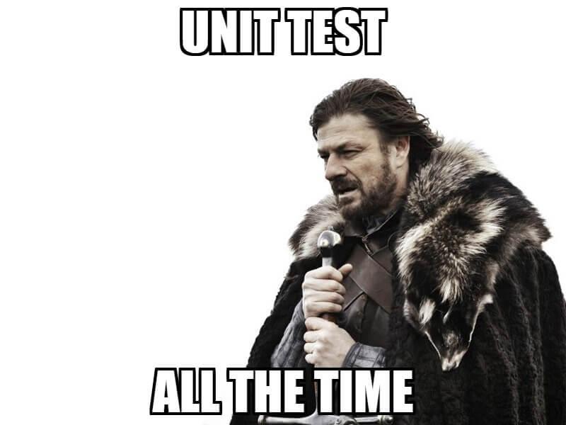 QA / Quality Assurance: Unit Testing