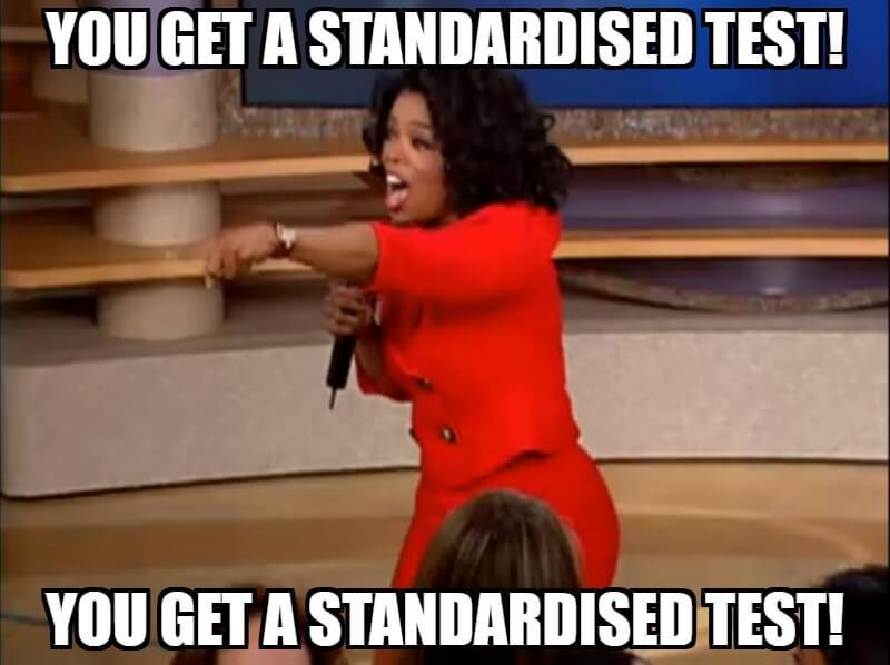 QA Standard Testing