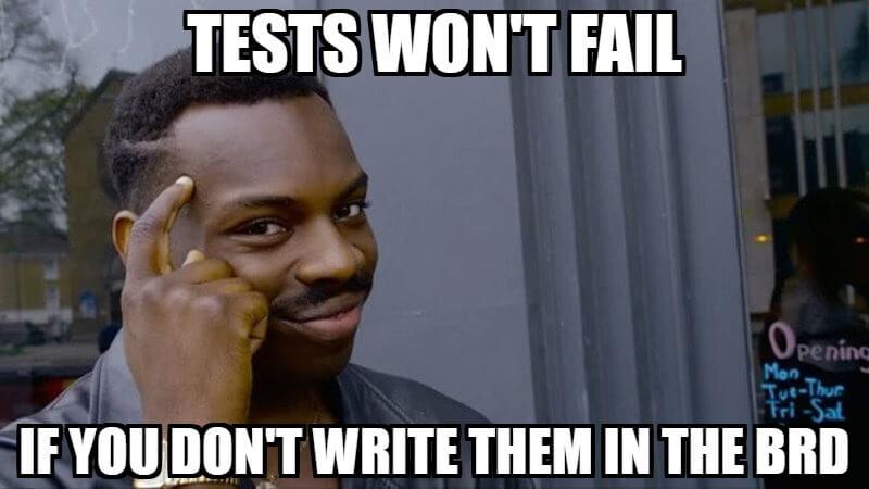 QA Fails