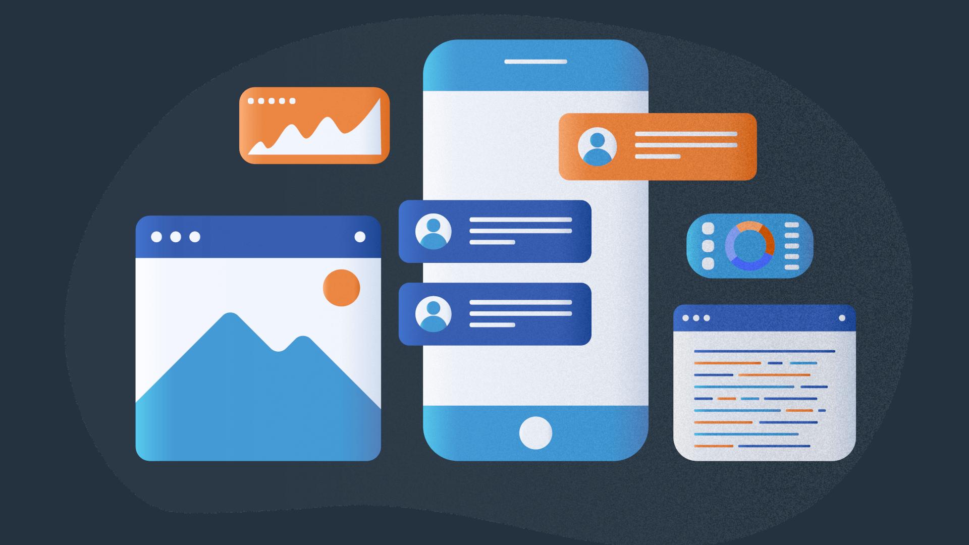 video conferencing app - platforms