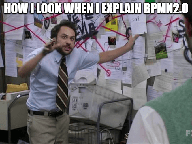 Explaining BPMN 2.0 meme