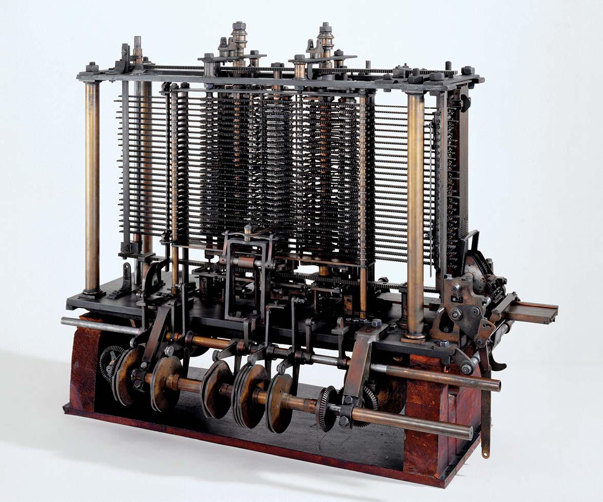 Analytical Engine Babbage