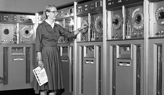 Grace Hopper COBOL History of Programming