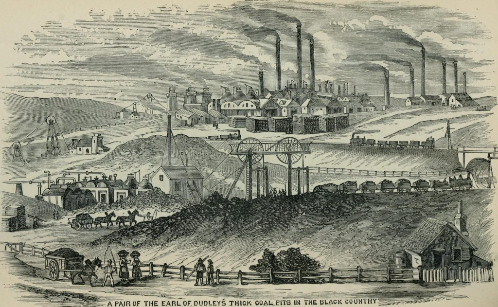 Industrial Revolution Climate Change