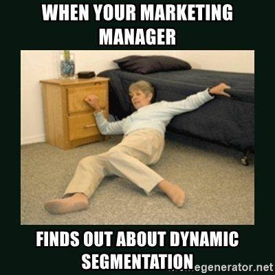 Marketing Manager Product Metrics Meme