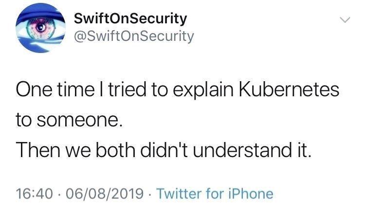 Kube Explain meme