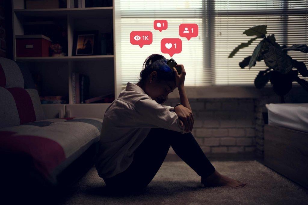 Social Media Platform Depression