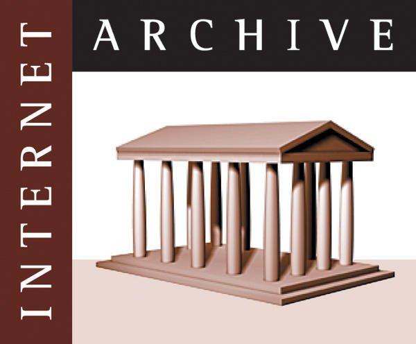 Internet Archive Logo EBS
