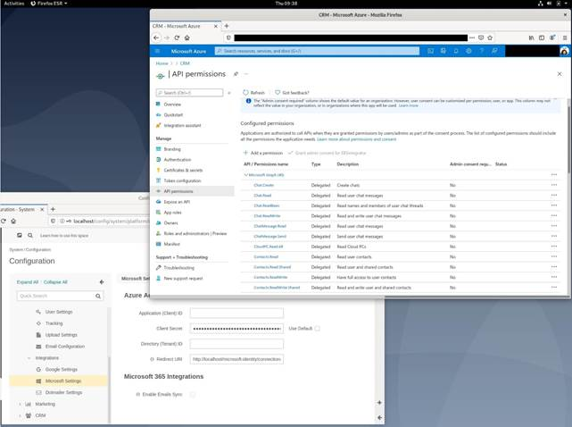 A glimpse into integrating your CRMS with third-party providers
